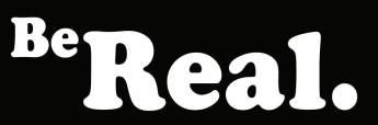 be real logo