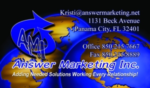 KK AMI Card front