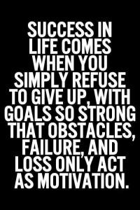 success comes quote