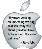 Jobs mission statement