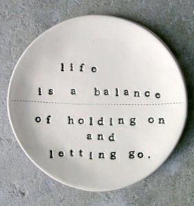 Balancing life blogs