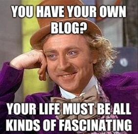 Blogging fun, Business Blog