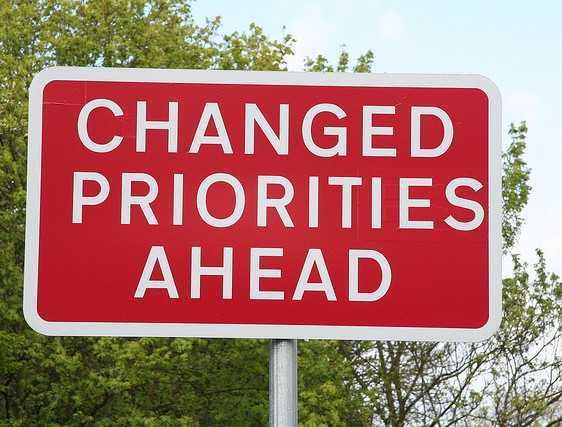 Top five tips on changing behaviors